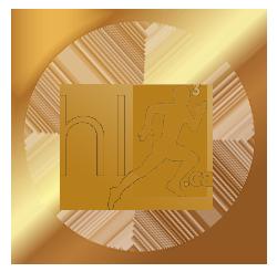 HL3 - Healthier Living Logo